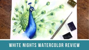 White Nights Watercolors First Impressions Review Of St Petersburg Watercolors