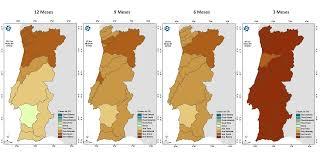 Resultado de imagem para portugal em seca extrema