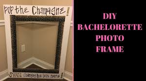 diy party booth frame