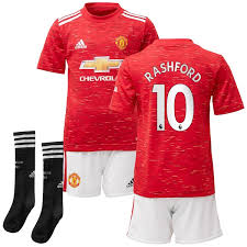 And it comes only days after their away kit for the 2020/21 season man utd kid elanga idolised thierry henry & dad was cameroon world cup star. Manchester United Home Mini Kit 2020 21 With Rashford 10 Printing