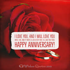 Deepest Wedding Anniversary Messages For Wife Interesting Anniversary Quote