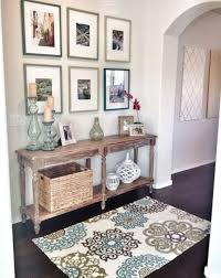 front entrance table. 25+ Editorial-worthy Entry Table Ideas Designed With Every Style Front Entrance