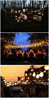 outside wedding lighting ideas. Outside Wedding For Sure. Adult Party IdeasOutside Lighting Ideas .