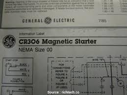 ge magnetic starter wiring diagrams 6 11 nuerasolar co • ge motor starter cr306 wiring diagram online wiring diagram rh h successpath co 3 phase magnetic starter wiring diagram 3 pole relay wiring diagram