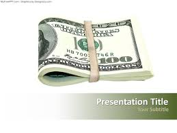 Free Money Templates Fascinating Free Money PowerPoint Templates Themes PPT