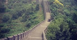 great wall of china world history