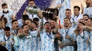 الأرجنتين تنهي 28 عاماً من الغياب وتفوز بكوبا أميركا