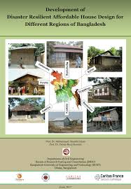 Bangladesh House Design Picture Pdf Development Of Disaster Resilient Affordable House