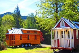 Small Picture Backyard tiny homes to house homeless families in Portland Curbed