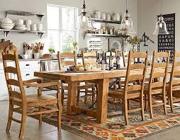 brilliant design pottery barn white dining table barn inspired dining room furniture benchwright extending dining table
