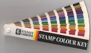 The Stanley Gibbons Colour Key Its Forerunner The Stamp