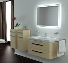 bathroom mirror with lighting. Six Lighting Concepts For Bathroom Mirrors: Pros And Cons | Designs Ideas Mirror With I