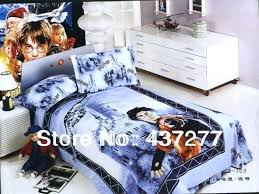 famous harry potter bedding magic school bed sets quilt covers alternative sheets cotton woven home textile comforter twin high quality set