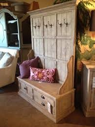 Entry Hall Bench With Coat Rack Entryway Hall Tree Coat Hanger with Storage Bench from Reclaimed 25