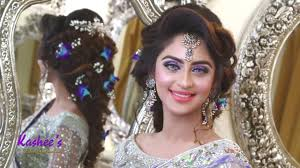 a very beautiful sneak k of famous indian drama actress krystle dsouza by kashees beauty parlor you