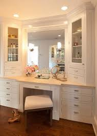 vanity with makeup counter. Beautiful Makeup I Love This Makeup Counter So Much Space And Storage Vanity Intended With Makeup Counter