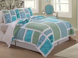 Furniture : Good Looking Patchwork Blue Green Teen Girl Bedding ... & Full Size of Furniture:good Looking Patchwork Blue Green Teen Girl Bedding Twin  Quilt Set Large Size of Furniture:good Looking Patchwork Blue Green Teen ... Adamdwight.com