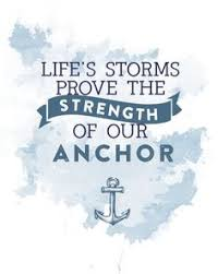 Anchor Quote on Pinterest | Love Anchor Quotes, Cute Anchor Quotes ...