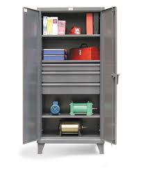 Industrial Computer Cabinet Strong Hold Products Industrial Storage Cabinets