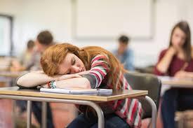 Teen get sufficient sleep not