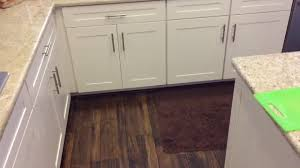 Floating Floor In Kitchen Floating Kitchen Flooring Installation Laminate Wood Flooring
