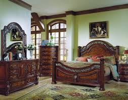 Sanibel Bedroom Furniture Samuel Lawrence Furniture San Marino Panel Bedroom Set In Sanibel