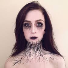 infected makeup