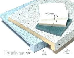 solid surface countertops cost housetohomeco solid surface countertops