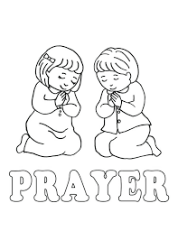 boy praying coloring page creative decoration prayer pages learn to lords best little