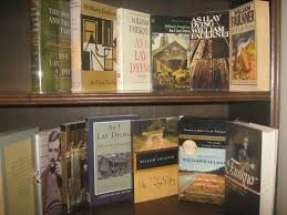 for love of books william faulkner news from the boston becks probably the second most highly regarded of faulkner s novels is as i lay dying
