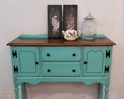 antique white chalk paintPainted furniture  Etsy