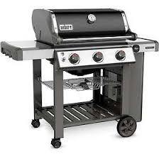 Avis sur Weber Genesis II E-310 GBS Barbecues - Evaluations utilisateur