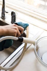 How To Clean Your Kitchen Sink Sprayer Kitchn