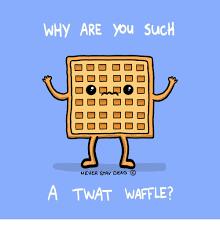 Image result for twatwaffle meme