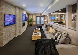 contemporary home theater design ideas pictures zillow digs
