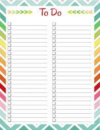 printable task lists bodacious task list printable planner templat printable todo free