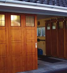sliding garage doorsHorizontally Sliding doors from J B Garage Doors  The first