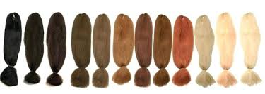 Kanekalon Braiding Hair Color Chart Kanekalon Color Chart Futurenuns Info