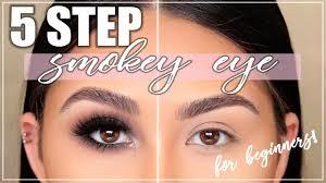 perfect smokey eye in 5 steps smokey eye tutorial