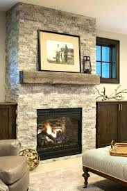 stone veneer fireplace ideas home faux natural fireplaces fireplace stone veneer panels stacked surround