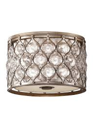 lucia collection 2 light indoor flush mount