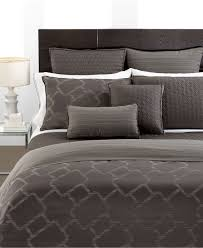hotel collection bedding gridwork collection all hotel collection bed bath bed bath macy s
