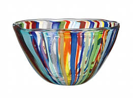 a large murano cenedese glass