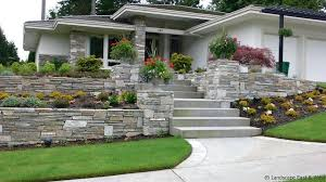 beautify your landscape with a custom retaining wall walls and landscaping rochester mn