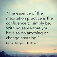 Meditation Quote Meditation in Essence Buddhist Meditation Manchester 67