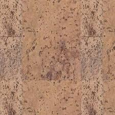 Greatmats Cork Laminate Floor Tile Creme Color