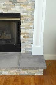 Fireplace Ideas Diy Best 20 Stone Fireplace Makeover Ideas On Pinterest Corner