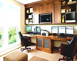 cool office decorations. Modern House Office Room Ideas With Cool Wooden Workdesk Decorations