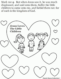 Small Picture Jesus Loves Me Coloring Page LdsLovesPrintable Coloring Pages
