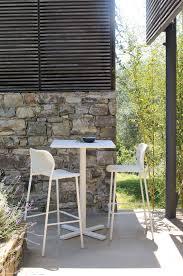 Emu Design Bar Chair Darwin By Emu White Made In Design Uk